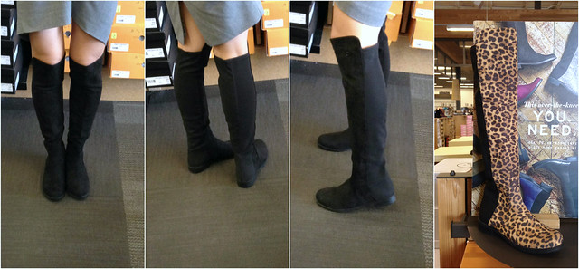 8e9e024944d Sydney s Fashion Diary  Review  Unisa Gillean Over The Knee Boot ...