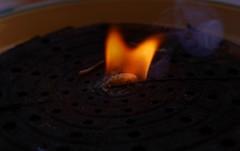 Flaming Blob