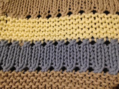 2014-10-28 Lex's shawl