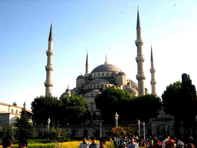 Las ciudades más bonitas de Europa. Estambul