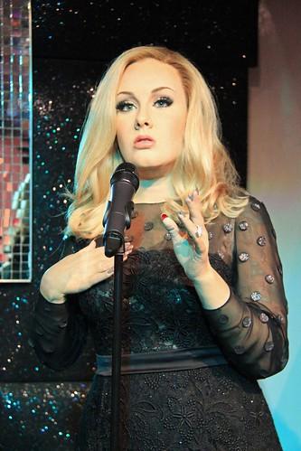Madame Tussauds, London 26-10-2013