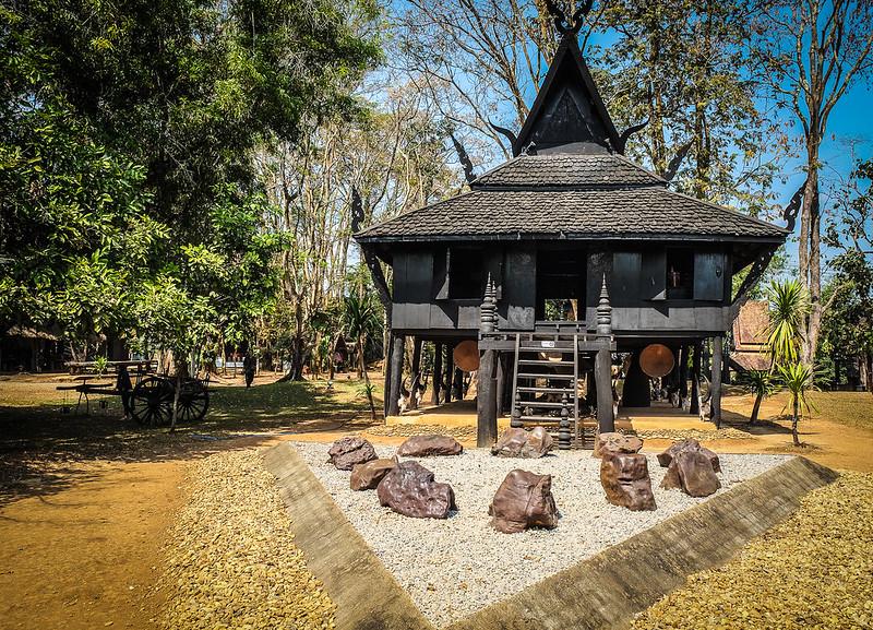 Baan Daum/Black House, Chiang Rai, Thailand