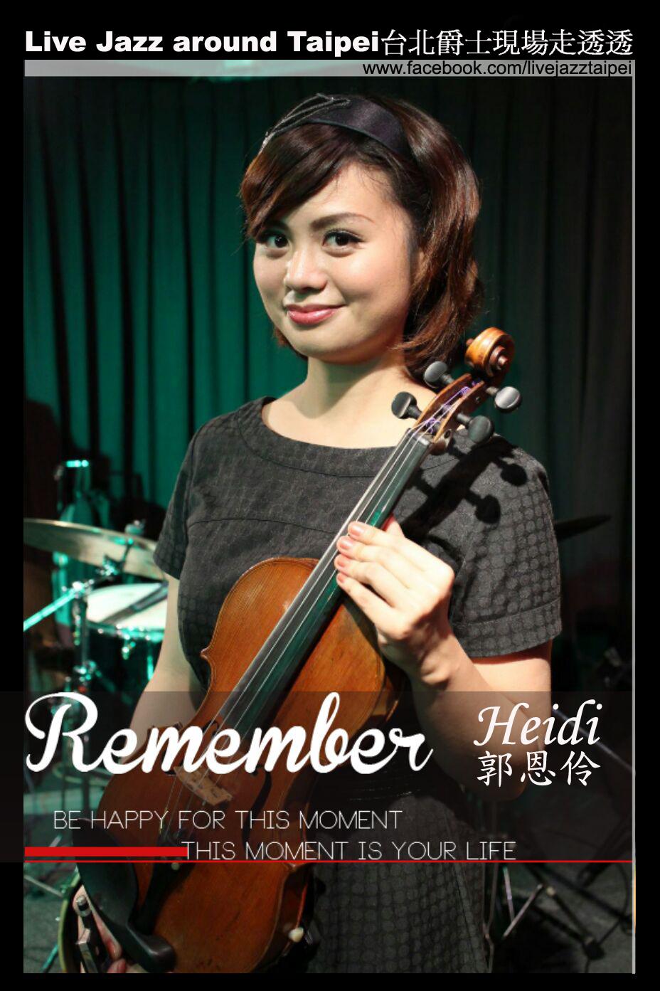 violin Heidi