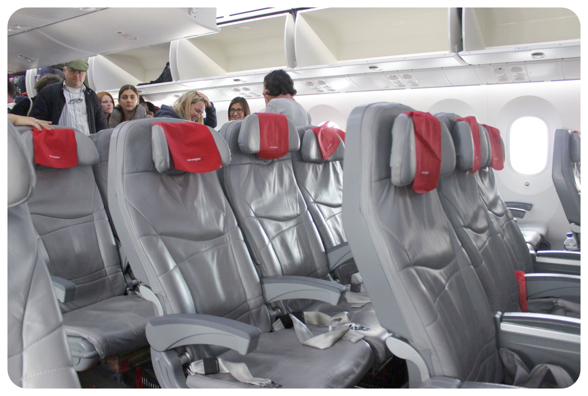 norwegian Air economy