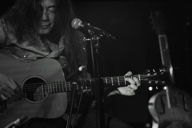 100 FEET live at 獅子王, Tokyo, 12 Nov 2014. 062