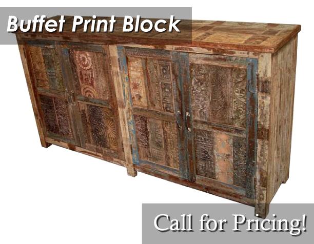 Buffet Print Block