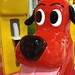 Small photo of Red Dog
