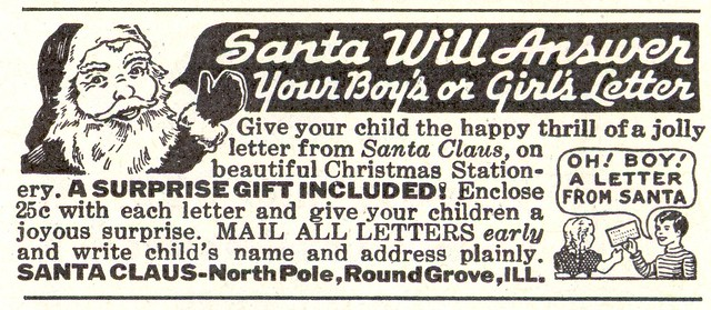 Santa Claus - published in Woman's Home Companion - December 1941