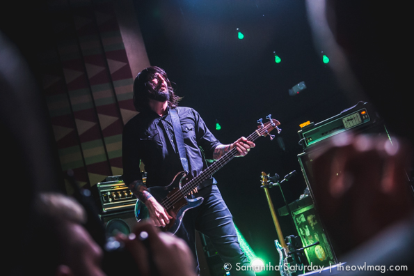 Death From Above 1979 @ Regent Theater, LA 11/14/14