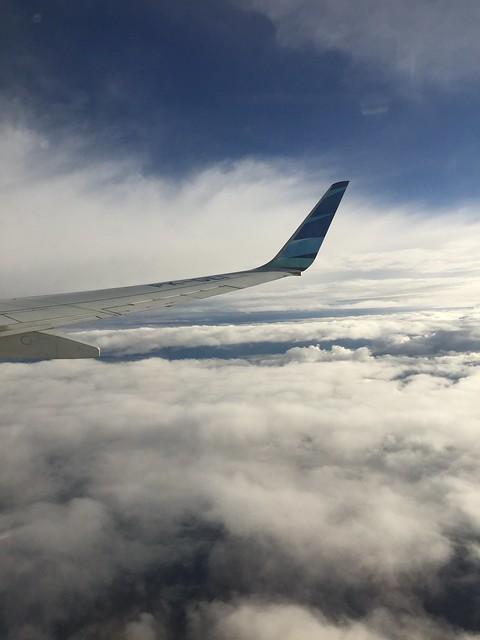 Garuda to Jakarta - 4