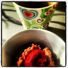 strawberries & #cream (40%) anyone...? #delici…