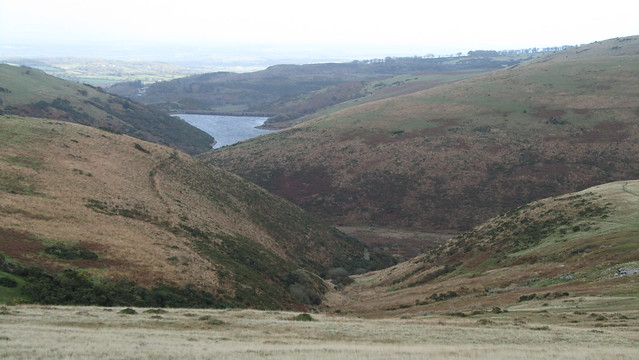 Meldon Reservoir and Vellake Corner
