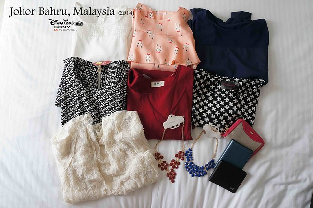 Singapore Shopping Haul 2014