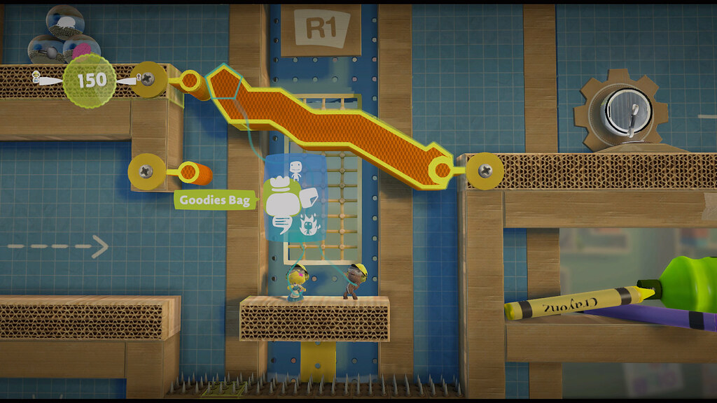 What To Do In Your First Week With LittleBigPlanet PlayStation - Little big world map