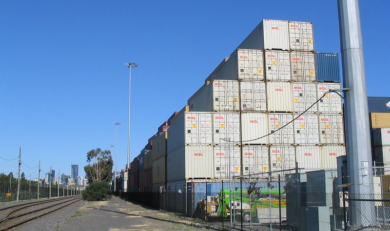 Port of Melbourne (November 2004)