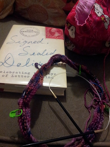Yarning Along: Jan. 22