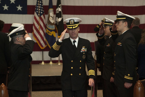 EVERETT, Wash. (NNS) -- Destroyer Squadron (DESRON) 9 welcomed a new commander during a change of command ceremony in the Grand Vista Ballroom on Naval Station Everett (NSE).