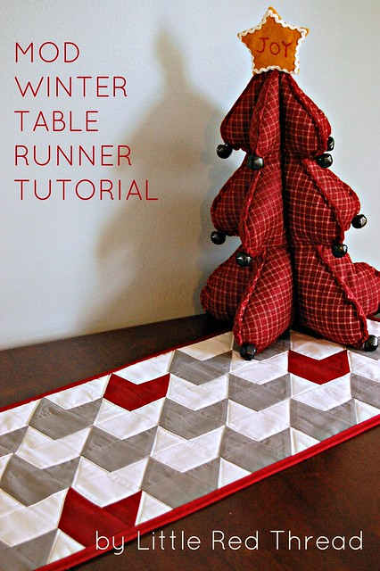 Little Red Thread Mod Runner