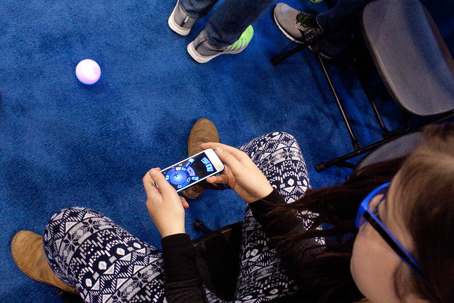 Sphero 2.0: cool robotics toy for kids.