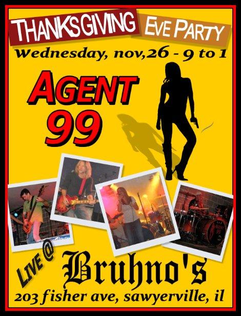 Agent 99 11-26-14