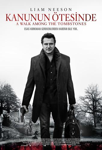 Kanunun Ötesinde - A Walk Among The Tombstones (2014)