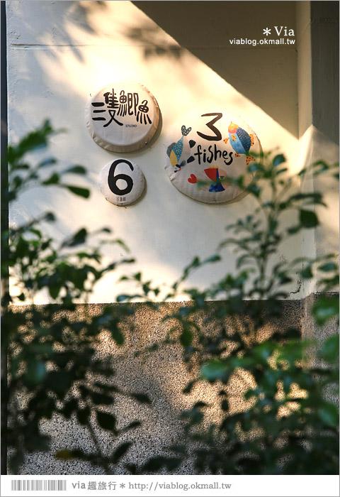 【台中霧峰景點】台中光復新村~可愛的造型椅林立、讓老眷村重新充滿新活力!17