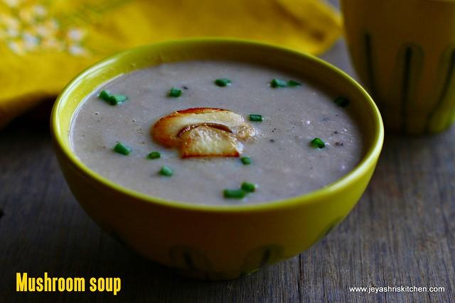 Mushroom-soup