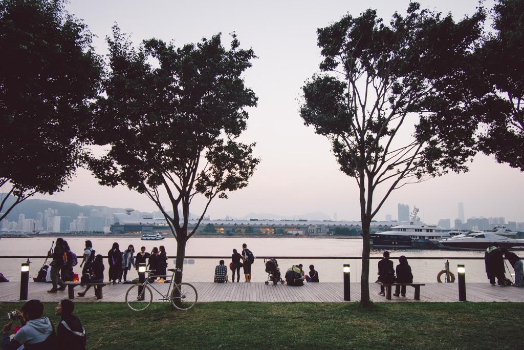 觀塘海濱公園 觀塘海濱公園 本地單車美景 #004 觀塘海濱公園 15799255161 4eb60f46ee o