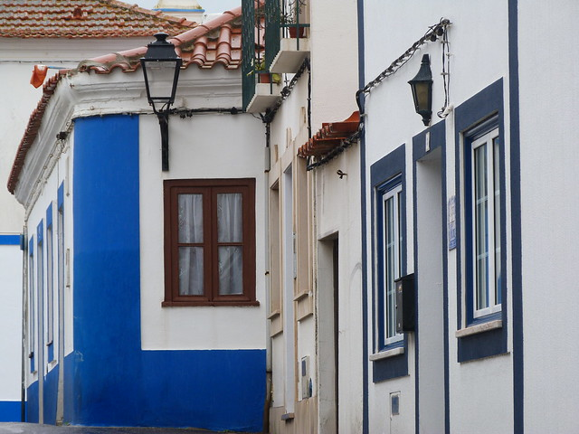Vila Nova de Milfontes (Costa de Alentejo, Portugal)