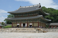 Injeongjeon (throne hall), Changdeokgung