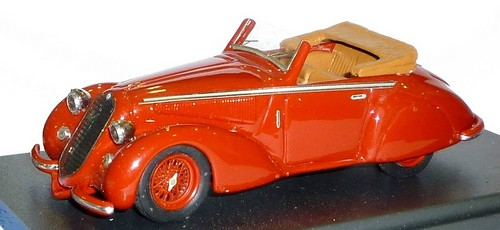 FB Model Alfa Romeo 6C 2300 Touring 1937