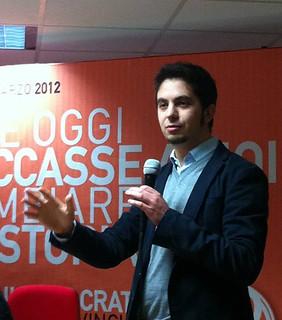 Intervista eslusiva al segretario PD, Adriano Bizzoco