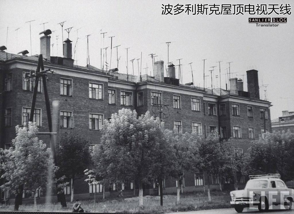 1958-1960年苏联(杰瑞·库克 摄)21