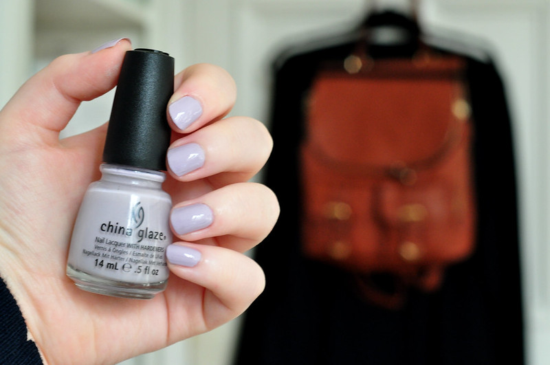 notd china glaze light as air nail polish rottenotter rotten otter blog