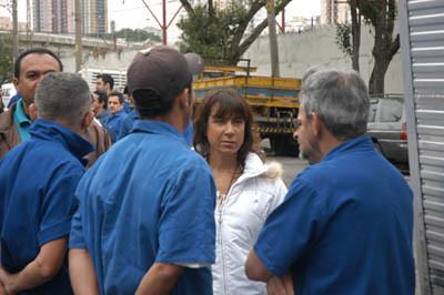 Dia de Luta pelo Contrato Coletivo Nacional de Trabalho