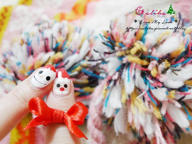 中山站聖誕節美甲光療指甲 (17)