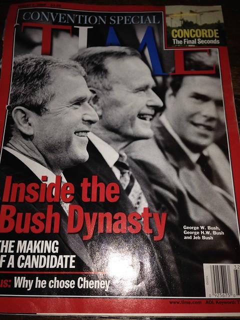 GW Bush dynastie