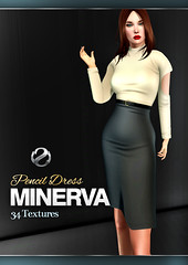 Shey Minerva Pencil Dress