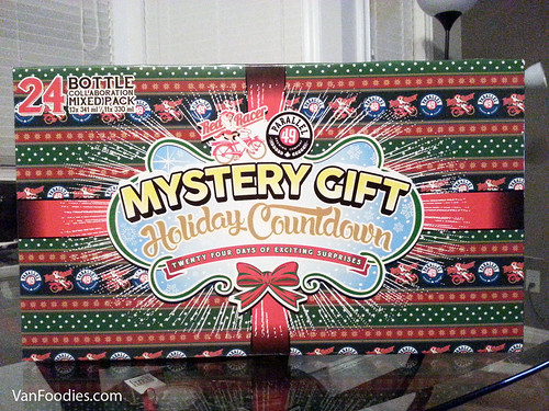 Mystery Gift Holiday Countdown
