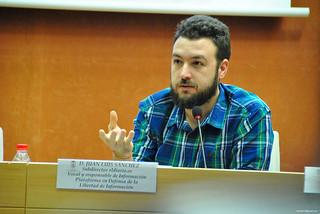 Juan Luís Sánchez, subdirector de eldiario.es