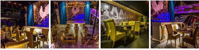 Zoe, Gastro Club, Restaurante y Cabaret