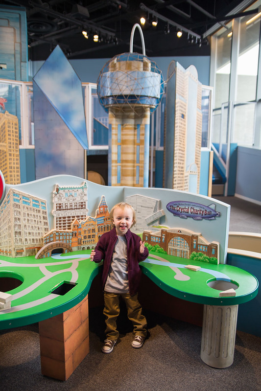 Children's Museum at Perot Museum