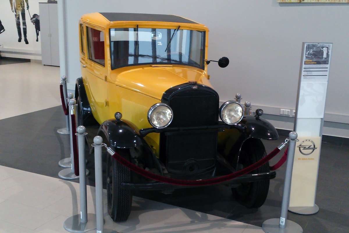 Opel 1.2 Litre