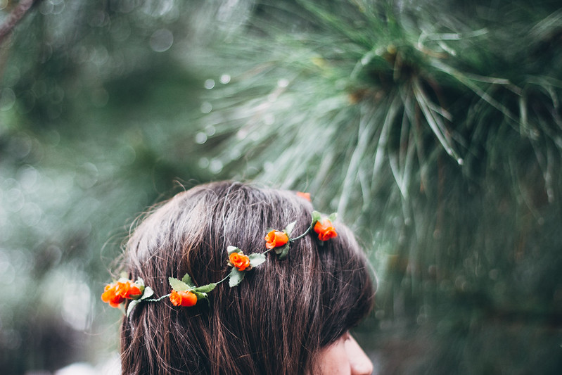 25/50 - Flowers in your hair