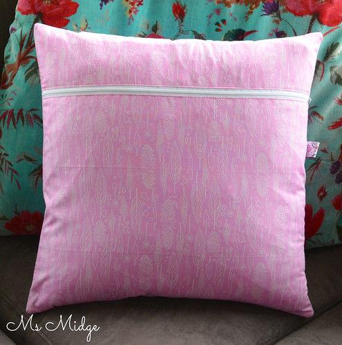 Custom order Folkart Horse Cushion