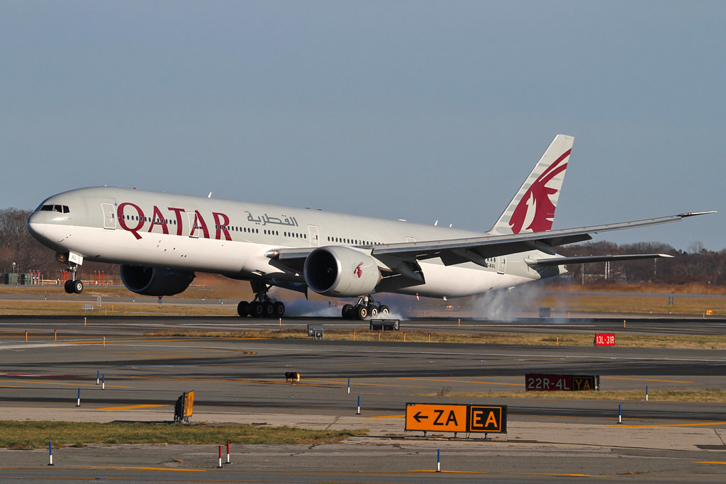A7-BAL - B77W - Qatar Airways