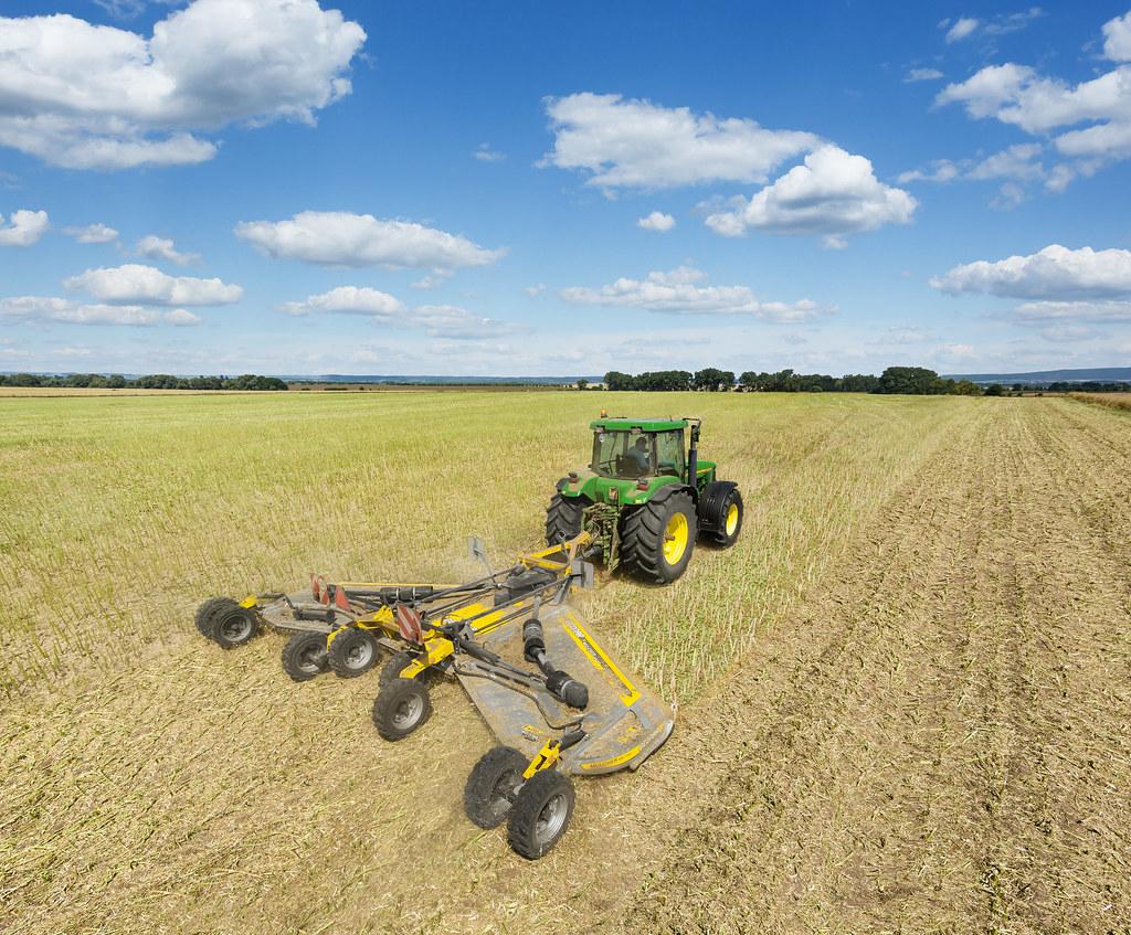 Mulcher MM | Rotary cutter | BEDNAR Farm machinery | Flickr