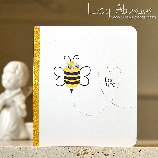 Bee Mine by Lucy Abrams