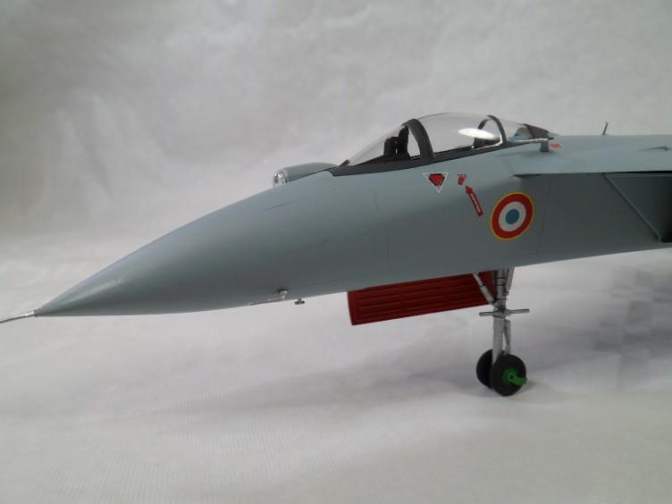 Ainsi les derniers seront les premiers [Sukhoi Su-47 Berkut Hobbyboss] 16022916855_fca9d34100_b