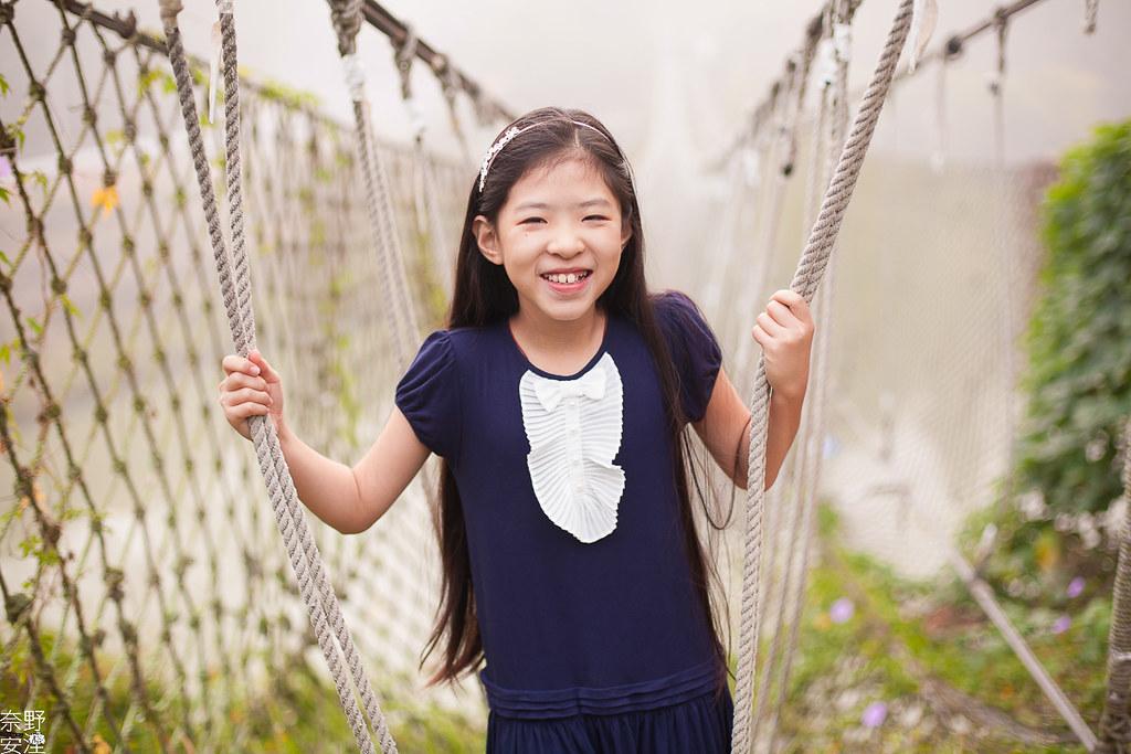 台南兒童寫真 | 清晨的走馬瀨農場,好美 1